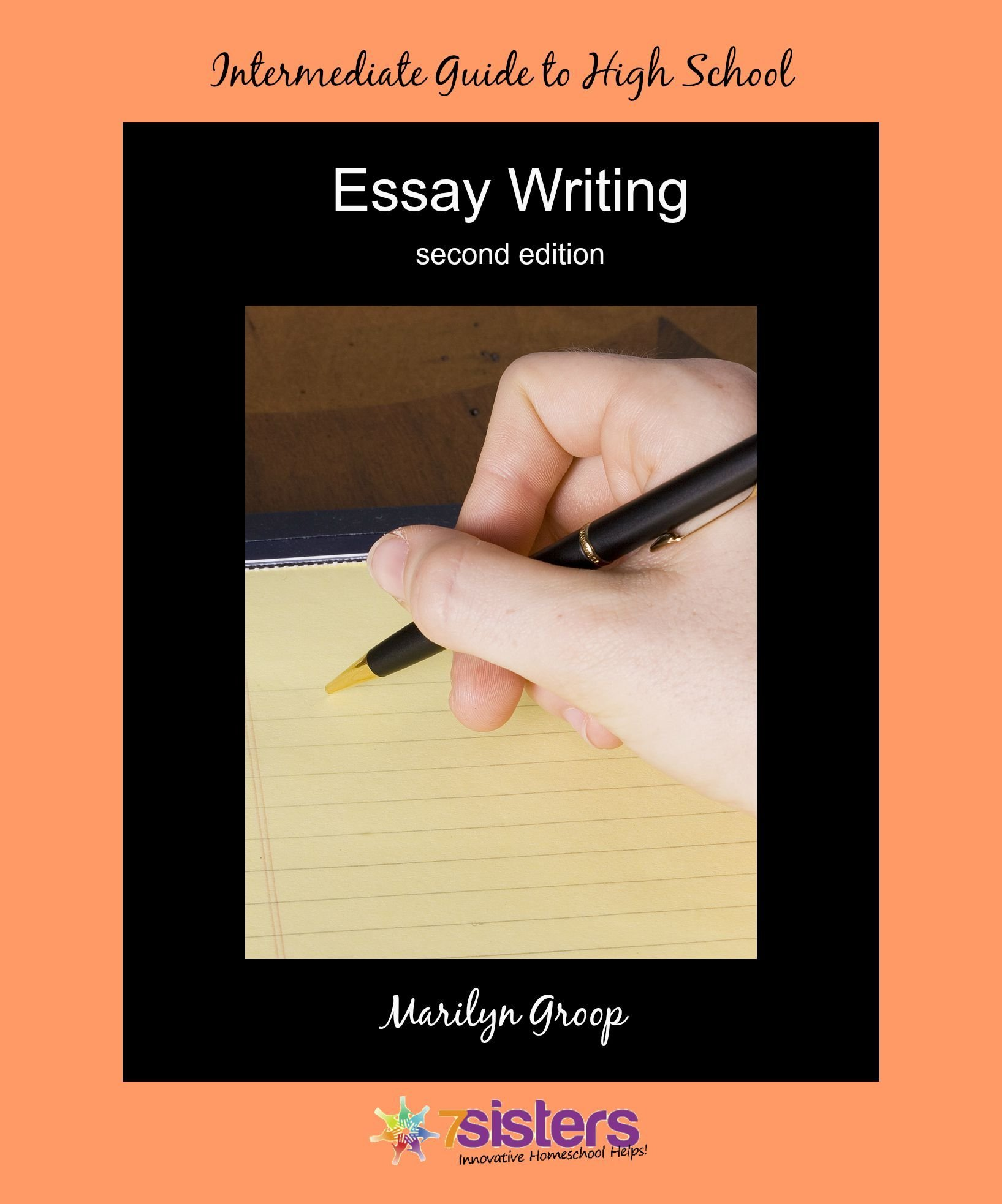 High School Senior Essay  The Yellow Wallpaper Critical Essay also Student Life Essay In English Intermediate Guide To High School Essay Writing Second Edition    Sistershomeschoolcom Essays On Health Care Reform