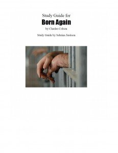 Literature Study Guide from 7SistersHomeschool.com to accompany Charles Colson's Born Again