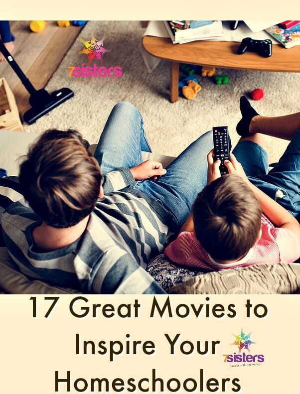 17 Great Eyeliner Hacks: 17 Great Movies To Inspire Your Homeschoolers