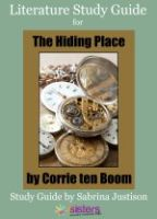 Literature Study Guide for The Hiding Place by Corrie ten Boom