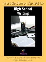 High School Writing Bundle 1: Introductory Guide to High School Writing