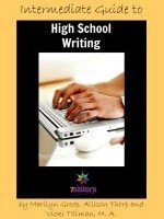 High School Writing Bundle 2: Intermediate Guide to High School Writing