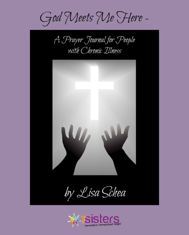God Meets Me Here- a Prayer Journal for People with Chronic Illness