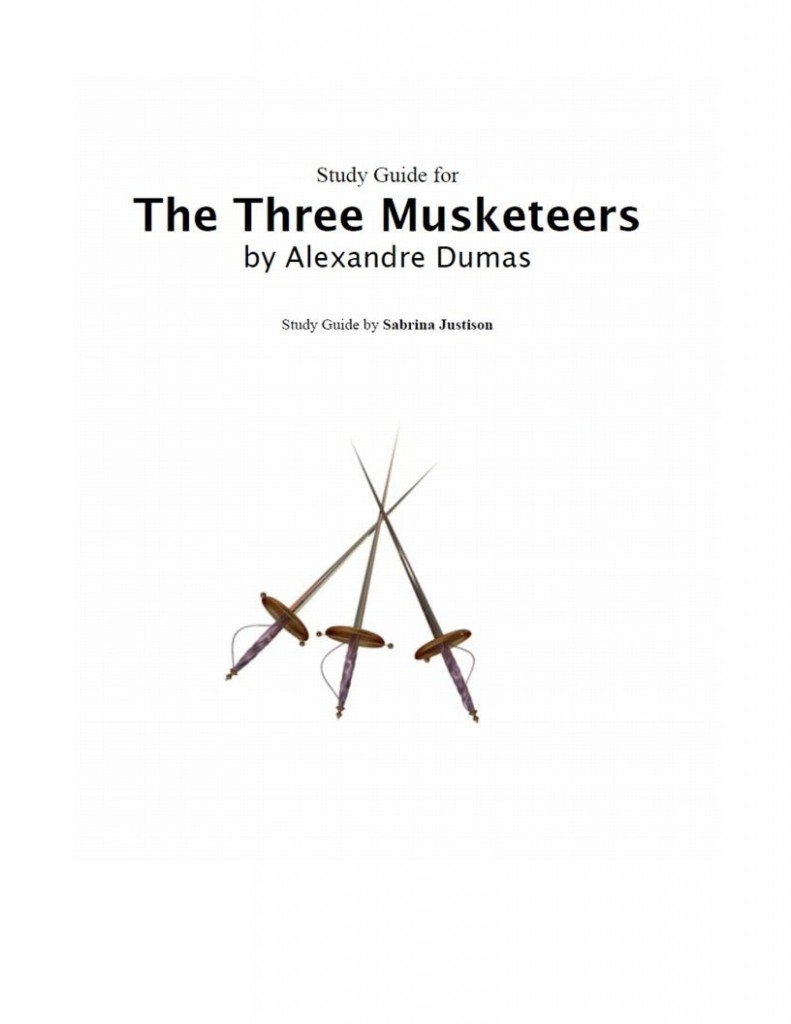 three musketeers research paper Essays - largest database of quality sample essays and research papers on reaction of the three musketeers.