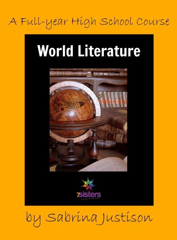 High School world Literature curriculum