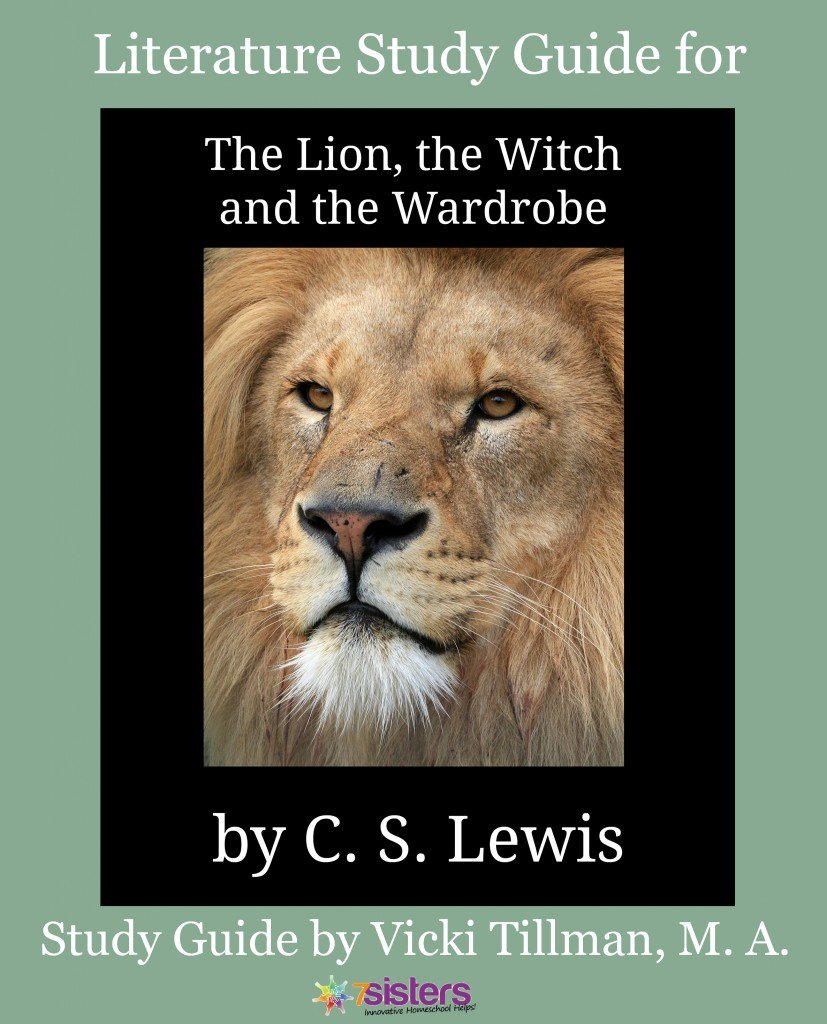 chronicles of narnia literature study guide #1: the lion, the witch