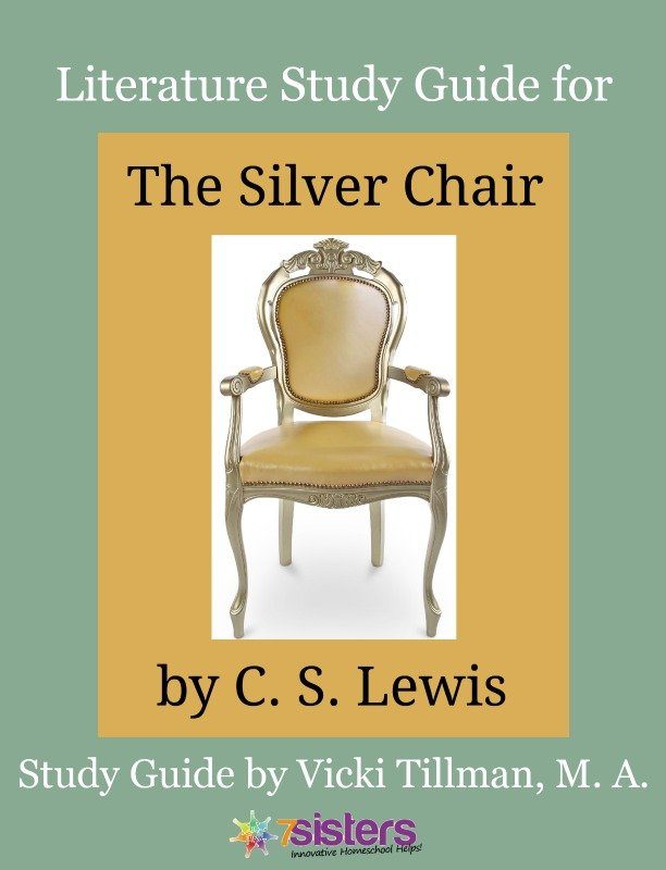 Chronicles of Narnia Literature Study Guide #4: The Silver ...