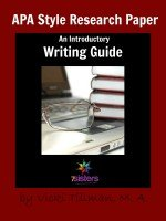 APA Style Research Paper: An Introductory Writing Guide