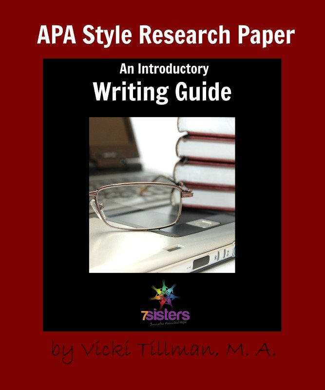 psychology research paper apa style Dr abel scribe's style guides for research papers style followed by over a thousand research journals in psychology the apa calls papers written for.