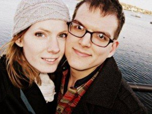 Grew up, became a photographer, married Navy man (a former homeschooler)
