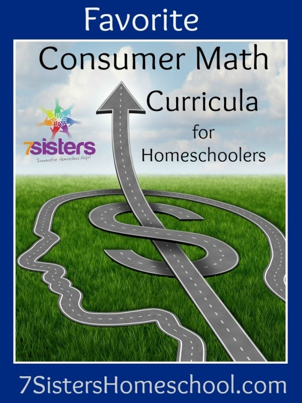 Favorite Consumer Math Curricula for Homeschoolers ...