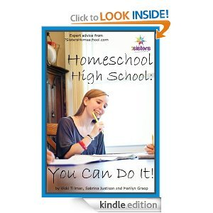 Homeschool l High School: You Can Do It!