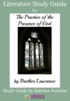 The Practice of the Presence of God Study Guide