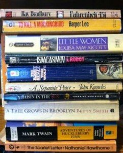 American Literature titles for High school