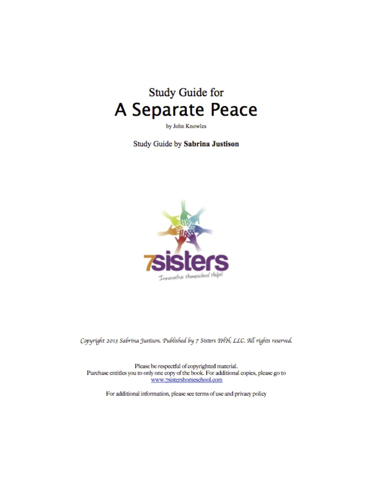 excerpt from a separate peace study guide Science Study Guide Answers a separate peace study guide answers mcgraw hill