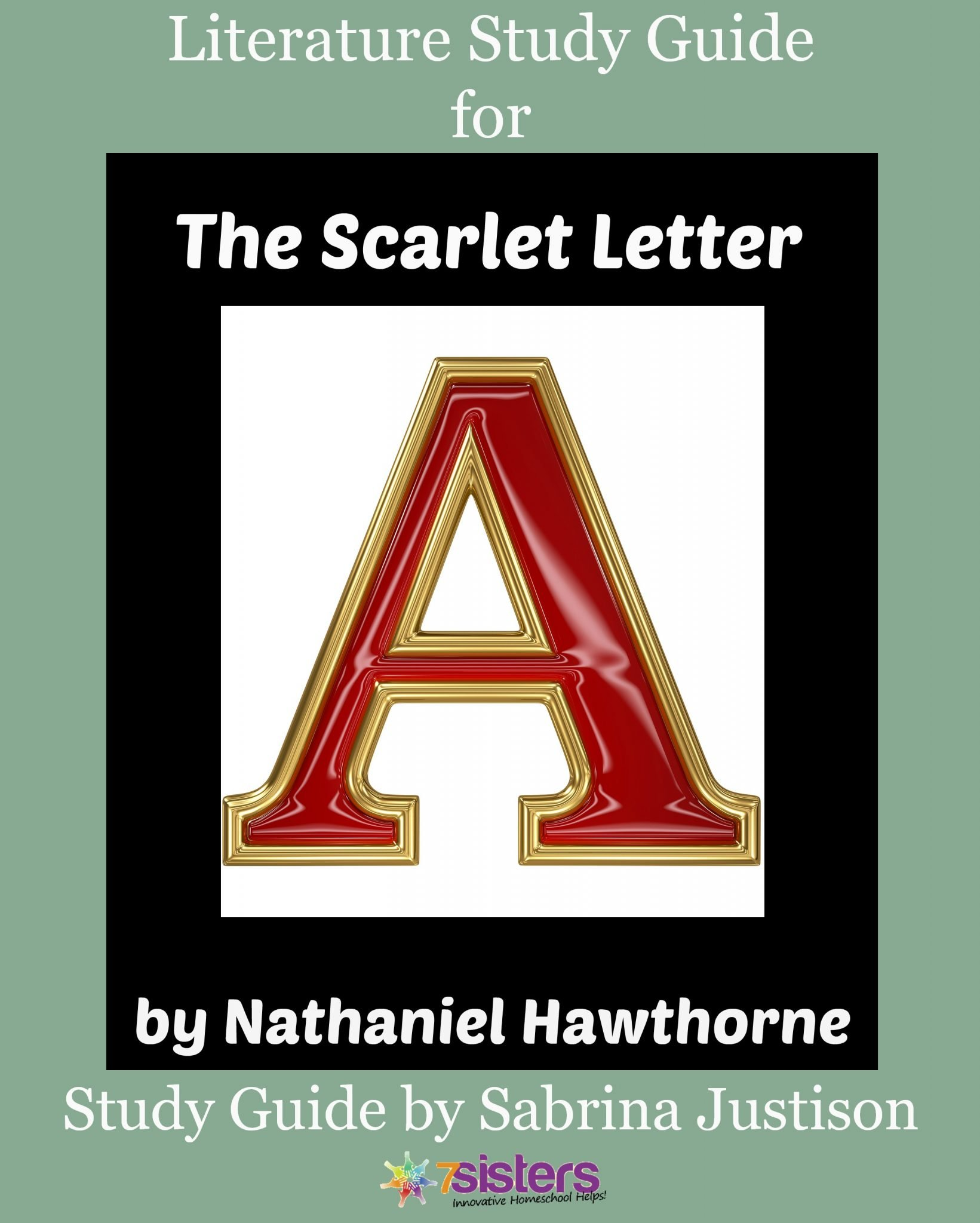 a literary analysis of the symbolism in the scarlet letter by nathaniel hawthorne Literary devices in the scarlet letter by nathaniel hawthorne include symbolism and theme the scarlet letter worn by hester and the red mark that appears on dimmesdale's chest represent guilt and.