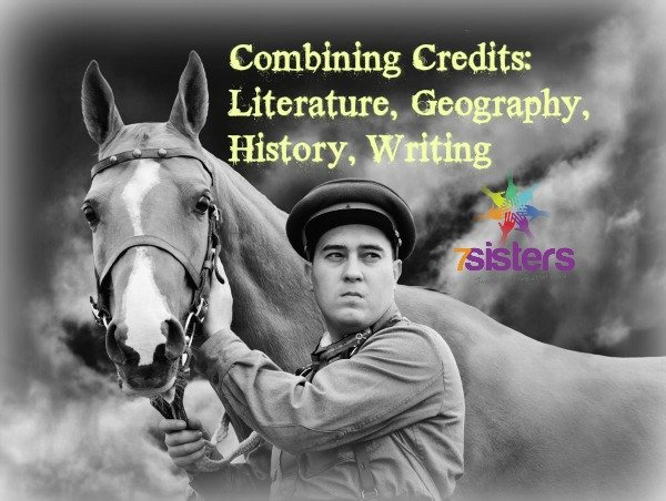 Combining Credits: Literature, Geography, History, Writing