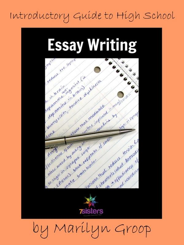 essay writing for middle schoolers