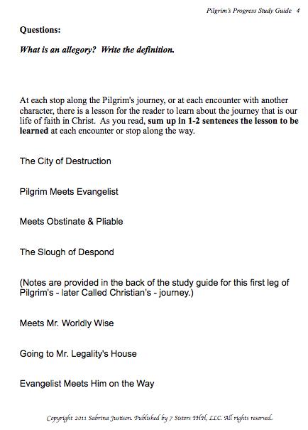 Pilgrim 3