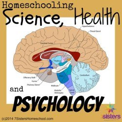 Category: Science, Health and Psychology 7SistersHomeschool.com