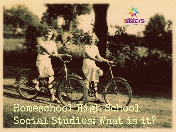 Homeschool High School Social Studies: What is it?