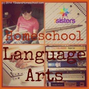 Homeschool Language Arts 7SistersHomeschool.com