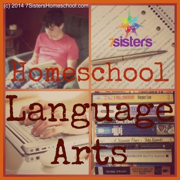 Homeschool Help for Language Arts
