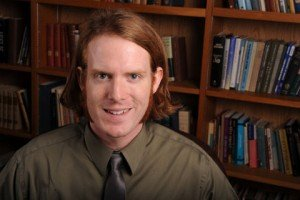 Dr. Micah Tillman, co-author of World History and Philosophy