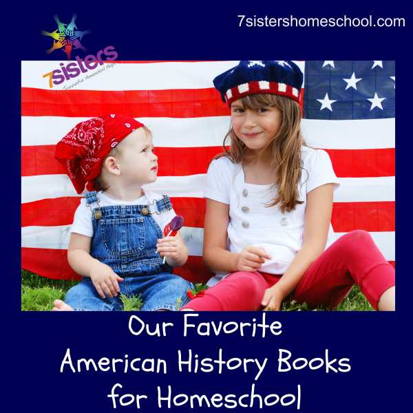 American History Books Homeschool