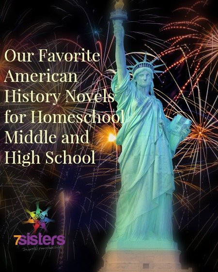 American History Books for High School Homeschool