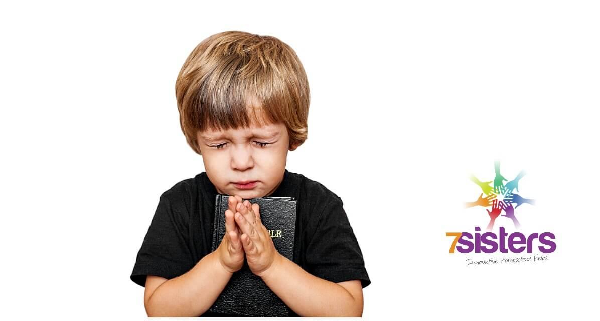 A Prayer As You Begin The New Homeschool Year 7SistersHomeschool.com