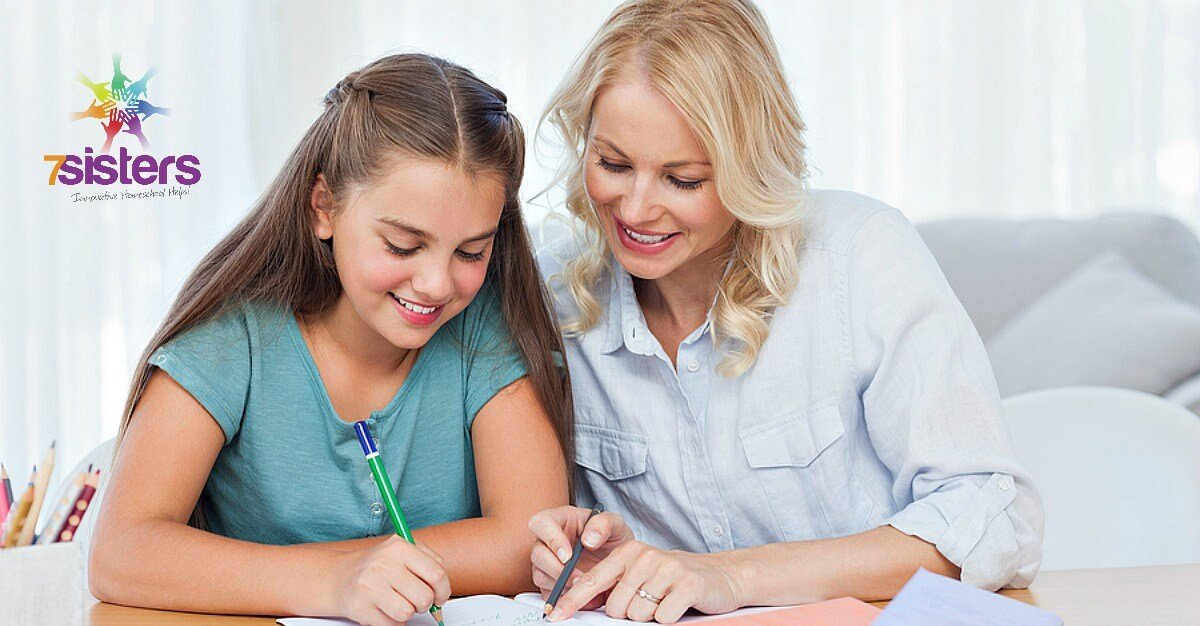 Tips for Writing Homeschool Goals 7SistersHomeschool.com