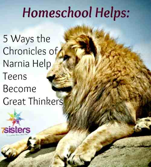 Narnia for Homeschool Teens