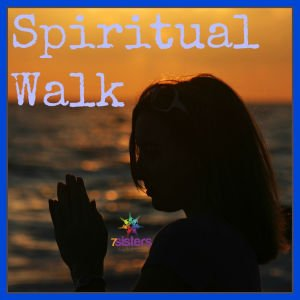 Spiritual Walk. Check out 7SistersHomeschool.com's spiritual resources such as prayer guides, apologetics lessons, devotionals and many freebies.