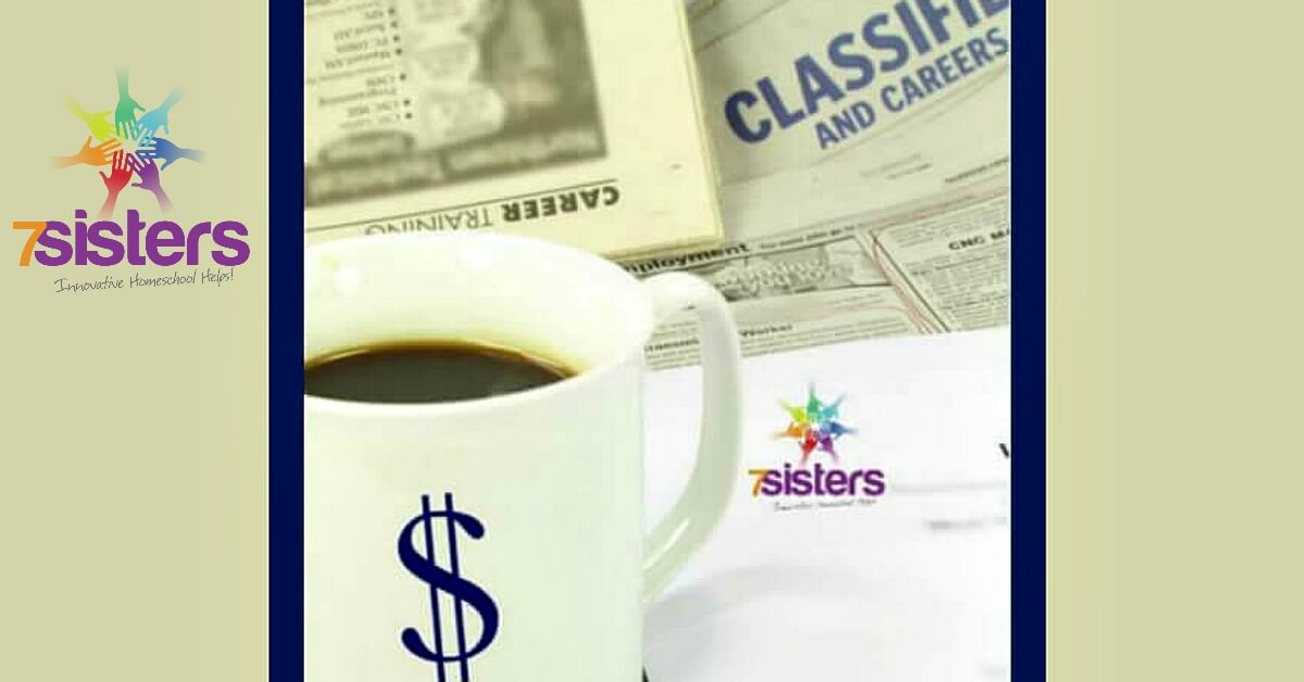 The Difference Between Consumer Math and Financial Literacy 7SistersHomeschool.com