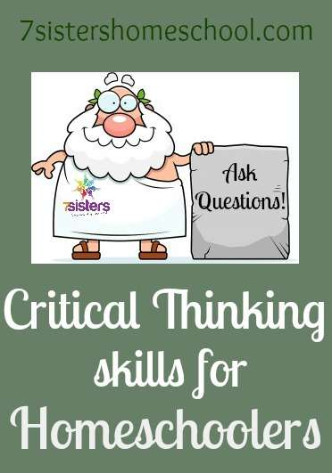 7 methods of critical thinking
