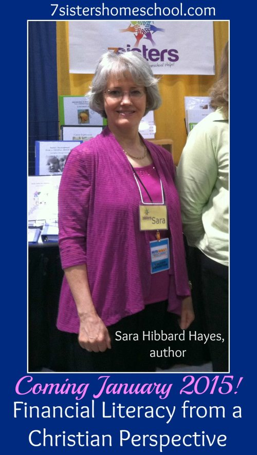 Sara Hibbard Hayes Financial Literacy