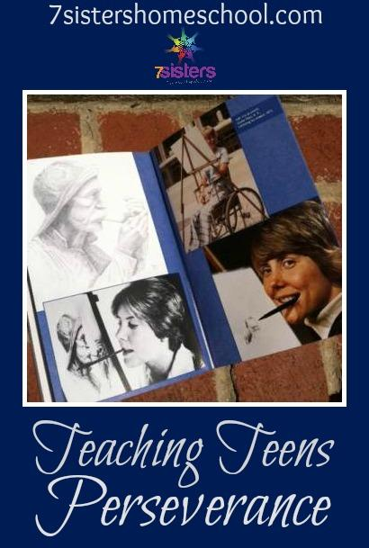 Teaching Teens Perseverance