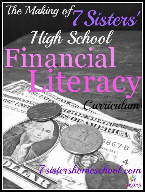 high school financial literacy curriculum