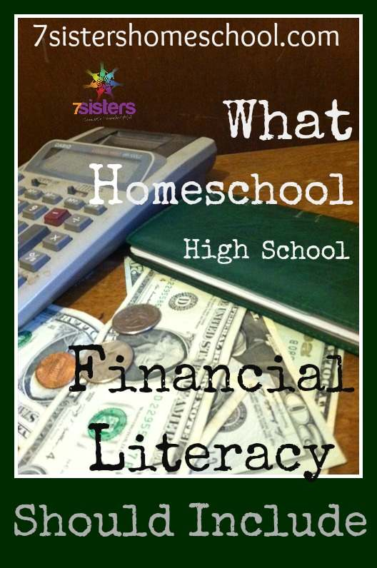 homeschool high school financial literacy