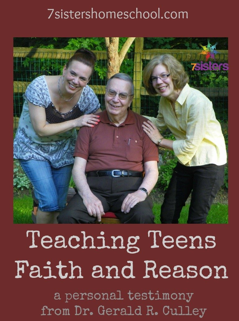 Teaching Teens Faith and Reason