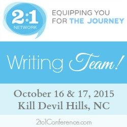 2:1 Conference Writing Team