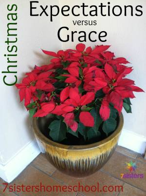 Christmas Expectations versus Grace