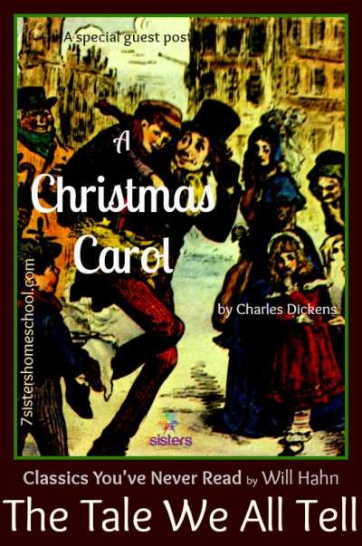 Dickens Christmas Carol from  Classics You've Never Ready by Will Hahn