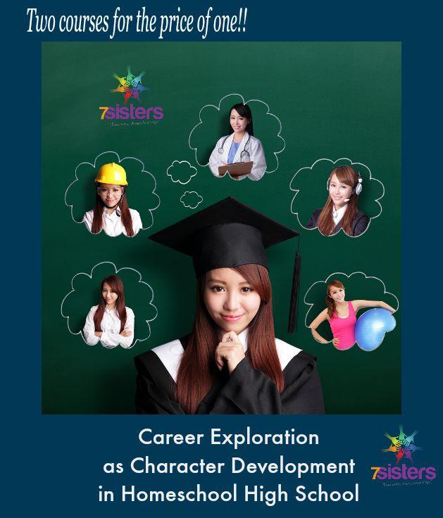 Career Exploration as Character Development in Homeschool High School