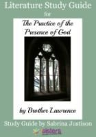 The Practice of the Presence of God Study Guide from 7 Sisters Homeschool