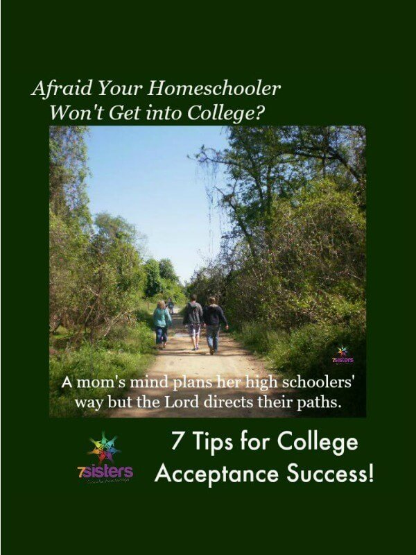 Afraid your homeschooler wont get into college