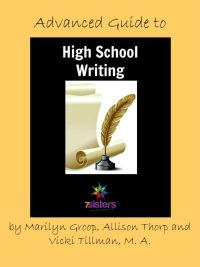 Advanced Writing Guide 7SistersHomeschool.com