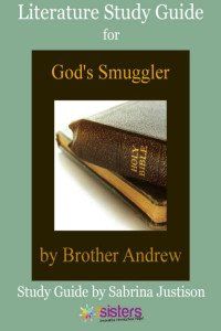 God's Smuggler Study Guide from 7 Sisters Homeschool