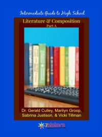 Intermediate Literature and Composition Part A from 7SistersHomeschool.com